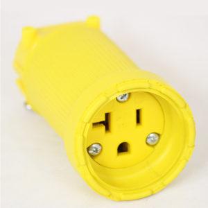 20 Amp 125 VAC Flip Seal Connector Image