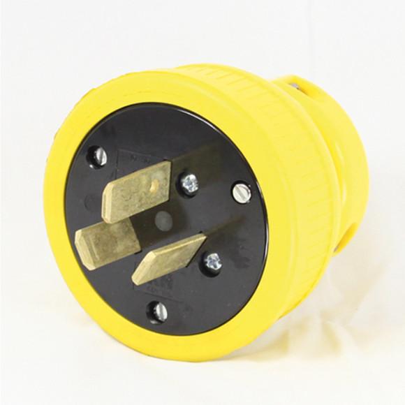 50 Amp 125-250 VAC Flip Seal Plug Image