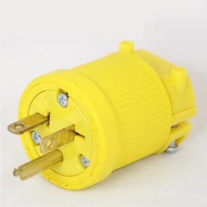 20 Amp 250 VAC Flip Seal Plug Image