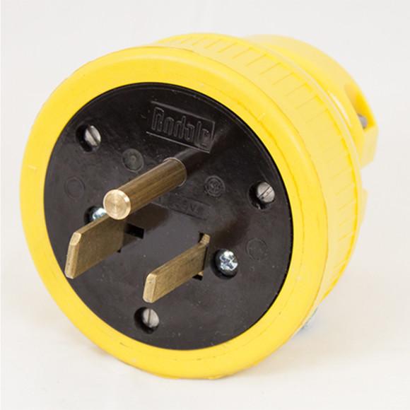 50 Amp 250 VAC Flip Seal Plug Image