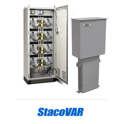 StacoVAR Power Factor Correction