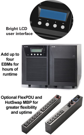Eaton 9130 Tower UPS - eComp Systems