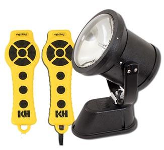 NightRay 2 Wireless & Hardwired Spotlight System