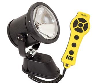 NightRay 2 Hardwired Spotlight System