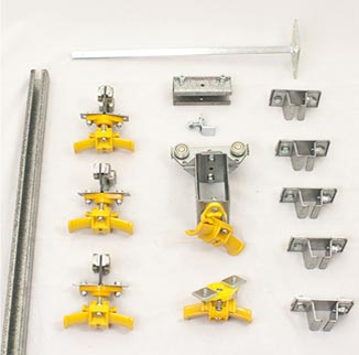 C-Track Festoon Systems & Components