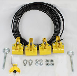 Stretch Wire Festoon Systems & Components