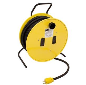 Portable Power Cord Caddies