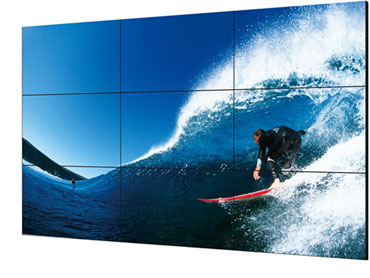 "Sharp PN-V601 60"" Class Video Wall LCD Monitor - eComp Systems"